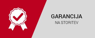 Garancija na storitev